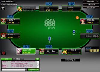 Pacific beach poker